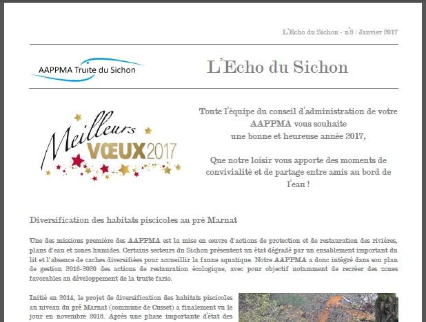 Echo du Sichon n°8